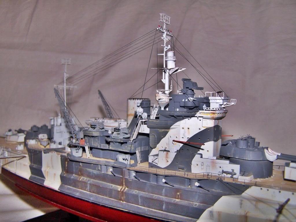 HMS WARSPITE 1/350 ACADEMY 100_1759