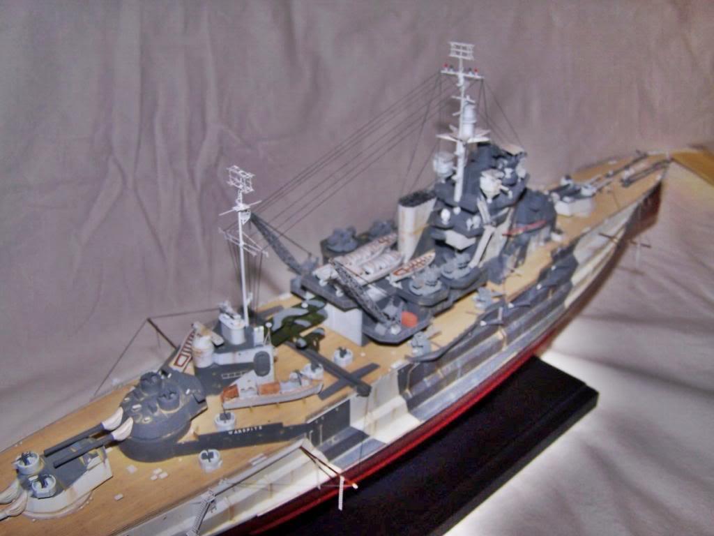 HMS WARSPITE 1/350 ACADEMY 100_1760