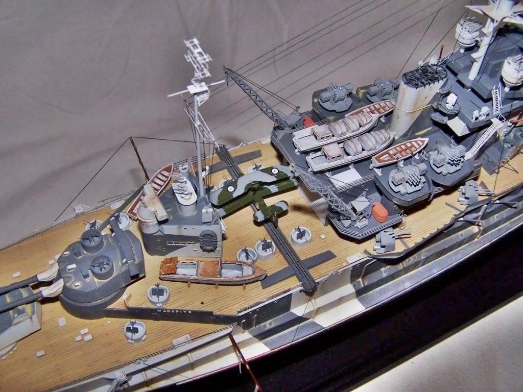 HMS WARSPITE 1/350 ACADEMY 100_1764