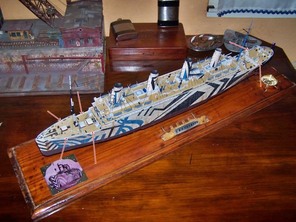 RMS TITANIC EDICION CENTENARIO 1/400 CONVERSION AL RMS OLYMPIC 1918 - Página 4 Copiade100_1487