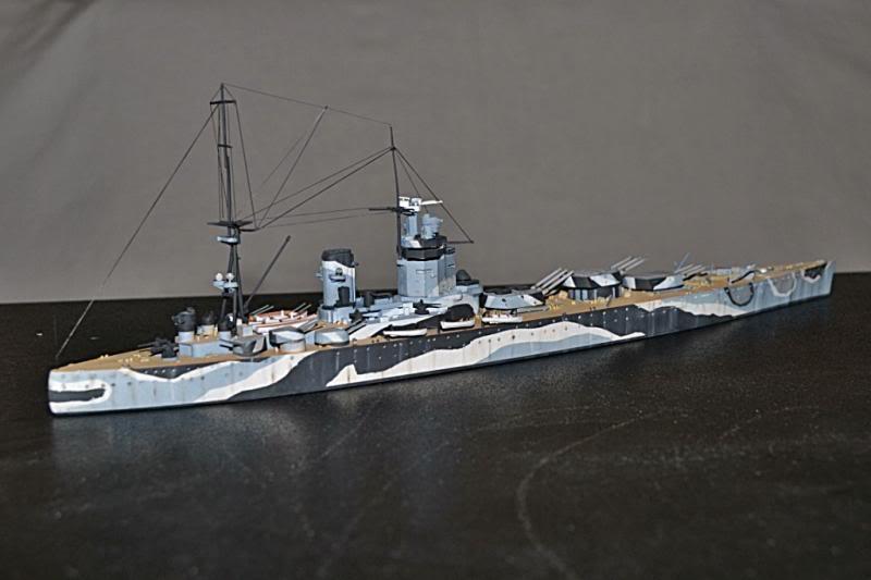HMS RODNEY TAMIYA 1/700 DSC_0015
