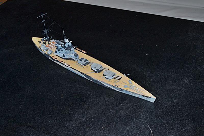 HMS RODNEY TAMIYA 1/700 DSC_0017
