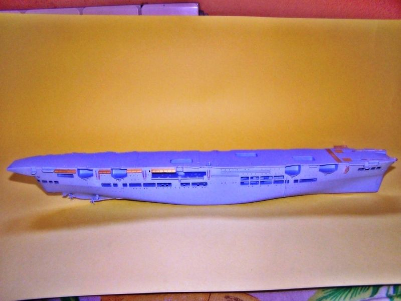 HMS ARK ROYAL 1/600 AIRFIX 100_9862