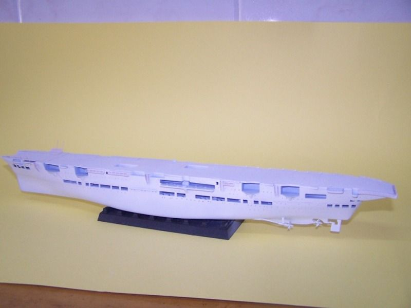 HMS ARK ROYAL 1/600 AIRFIX 100_9886