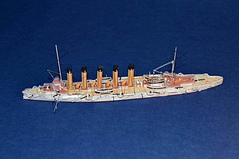CRUCERO RUSO ASKOLD 1900 WHITE ENSIGN MODEL 1/700  DSC_0016