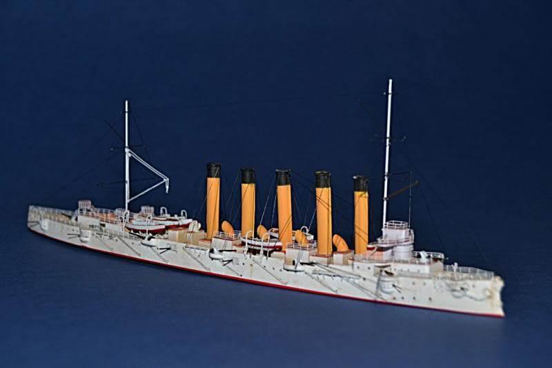 CRUCERO RUSO ASKOLD 1900 WHITE ENSIGN MODEL 1/700  DSC_0024