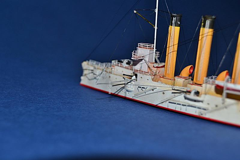 CRUCERO RUSO ASKOLD 1900 WHITE ENSIGN MODEL 1/700  DSC_0028
