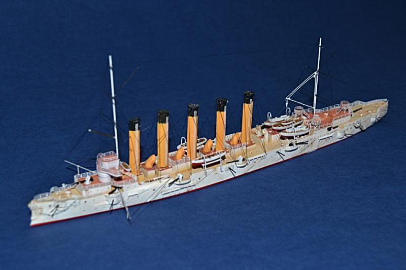 CRUCERO RUSO ASKOLD 1900 WHITE ENSIGN MODEL 1/700  DSC_0030