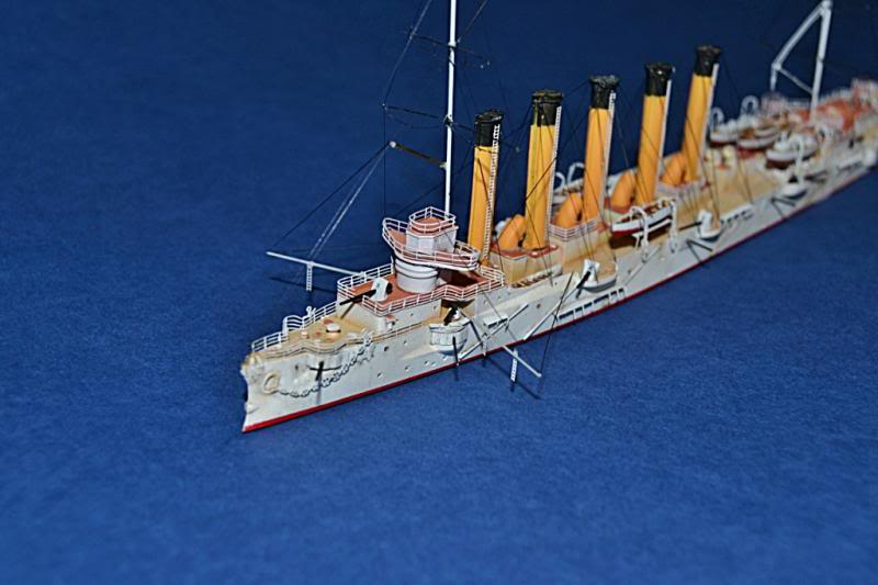 CRUCERO RUSO ASKOLD 1900 WHITE ENSIGN MODEL 1/700  DSC_0031