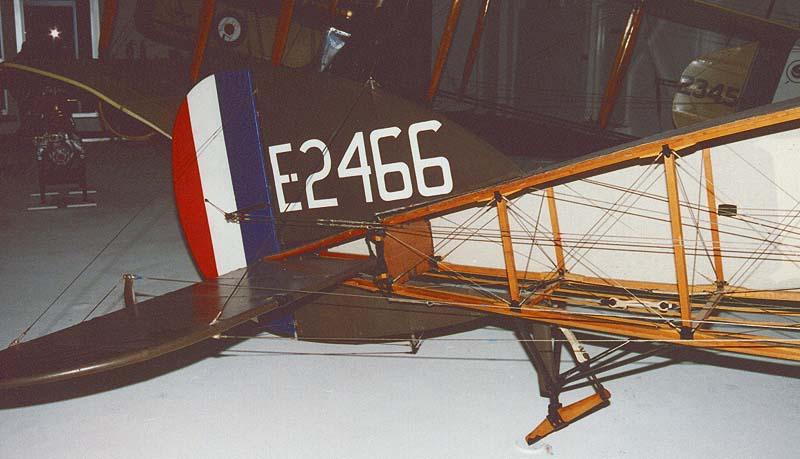 Bristol f.2b intento de scratch eduard 1/48 F2b_3