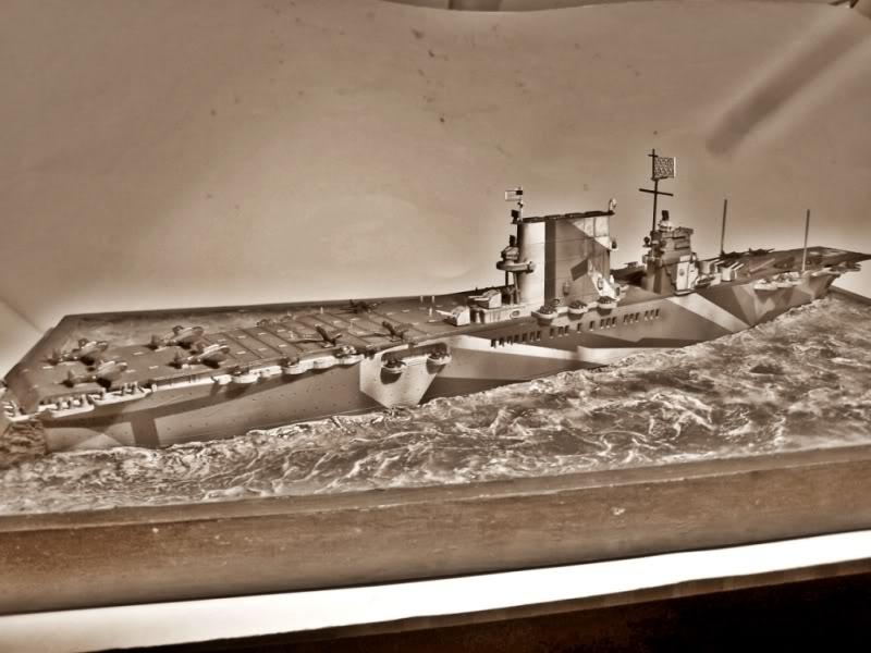 Portaaviones uss Saratoga CV-3.FUJIMI  1/700 Copiade100_5695