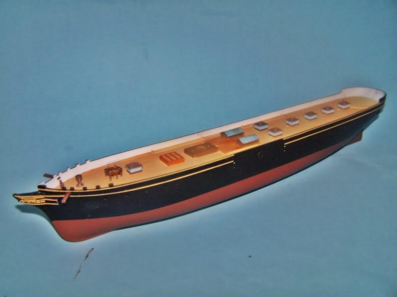 SS Great Western,airfix.escalA 1/180 100_8675