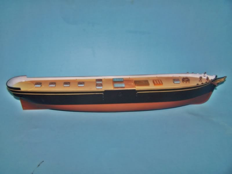 SS Great Western,airfix.escalA 1/180 100_8676