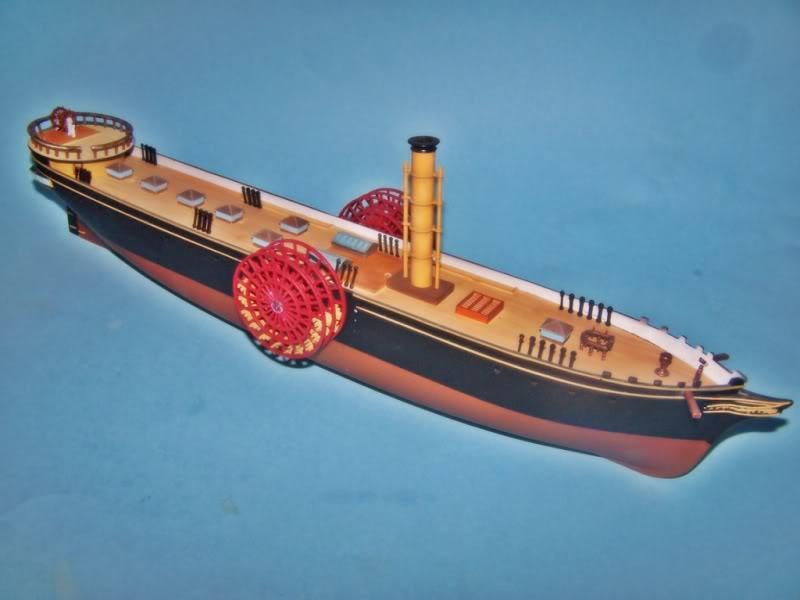 SS Great Western,airfix.escalA 1/180 100_8697