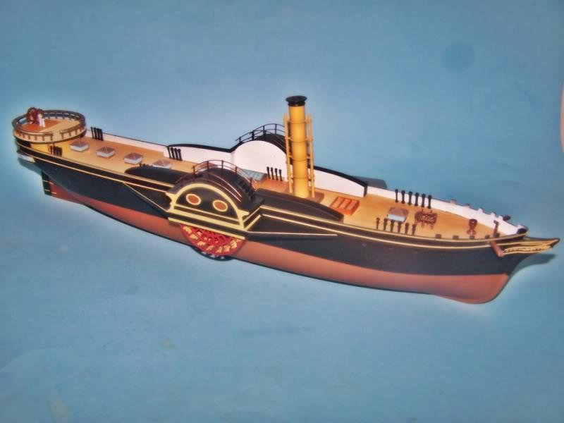 SS Great Western,airfix.escalA 1/180 100_8709