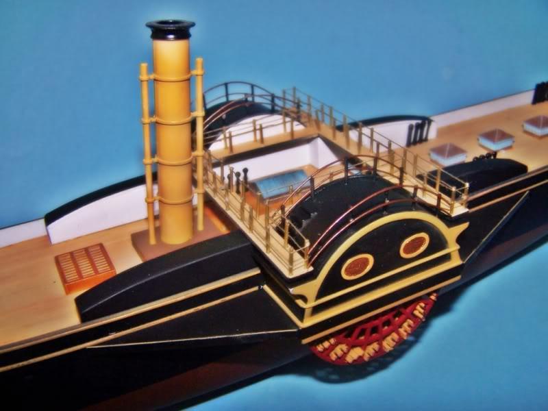 SS Great Western,airfix.escalA 1/180 100_8720