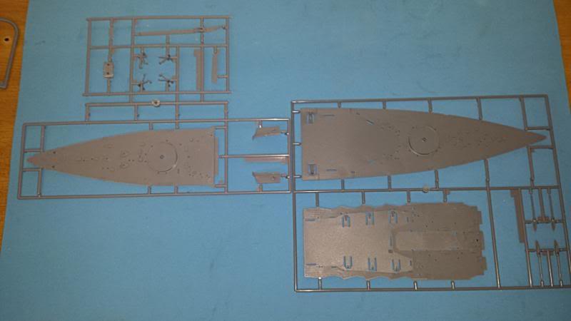 IJN NAGATO 1/350 HASEGAWA CON FG,S LION ROAR.avances 1-09-13 20130827_110119