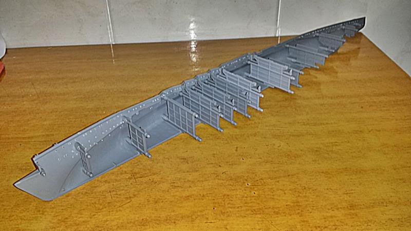 IJN NAGATO 1/350 HASEGAWA CON FG,S LION ROAR.avances 1-09-13 20130831_210656