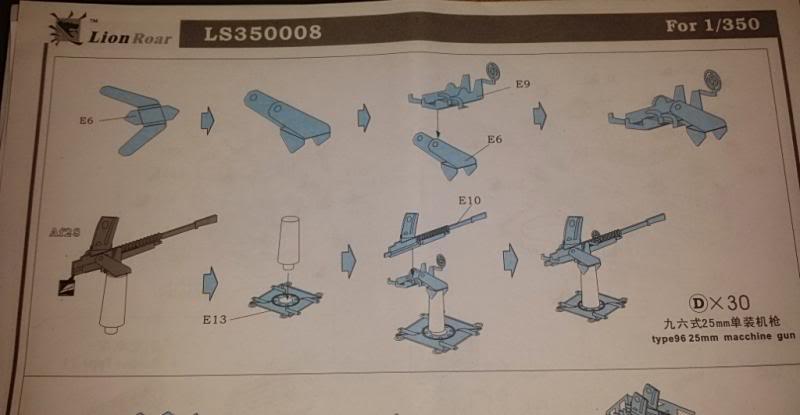 IJN NAGATO 1/350 HASEGAWA CON FG,S LION ROAR.avances 1-09-13 - Página 2 20131124_210938