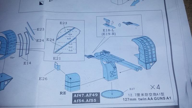 IJN NAGATO 1/350 HASEGAWA CON FG,S LION ROAR.avances 1-09-13 - Página 2 20131129_232118