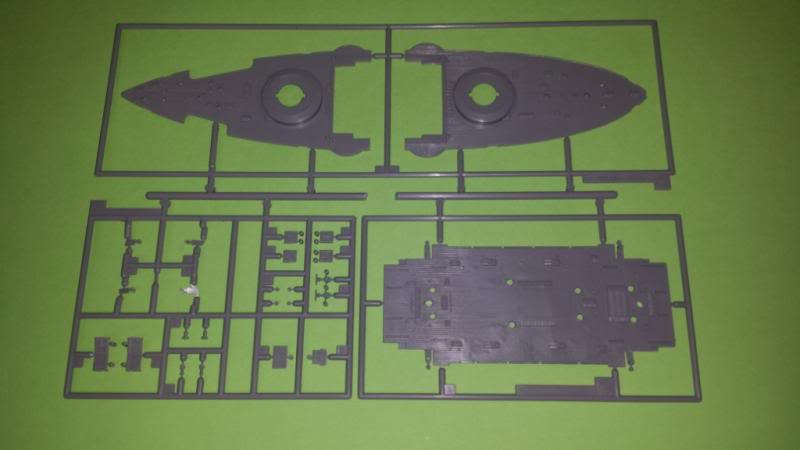 IJN Mikasa hasegawa 1/350 20131005_090158