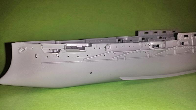 IJN Mikasa hasegawa 1/350 20131005_232353