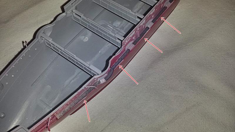 IJN Mikasa hasegawa 1/350 20131008_131001