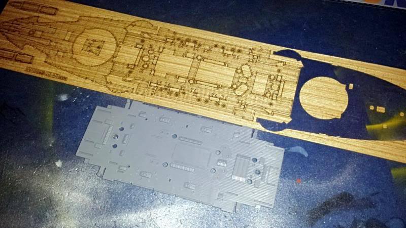 IJN Mikasa hasegawa 1/350 20131009_084031