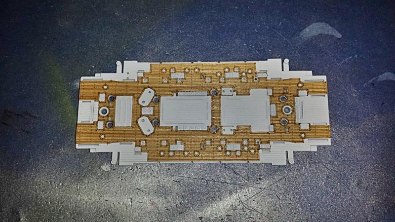 IJN Mikasa hasegawa 1/350 20131009_103342