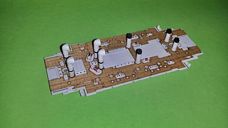 IJN Mikasa hasegawa 1/350 20131009_141436