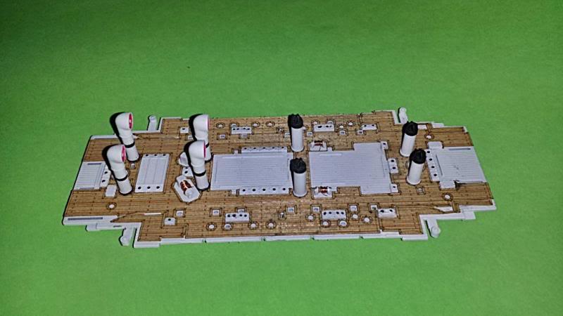 IJN Mikasa hasegawa 1/350 20131009_141507