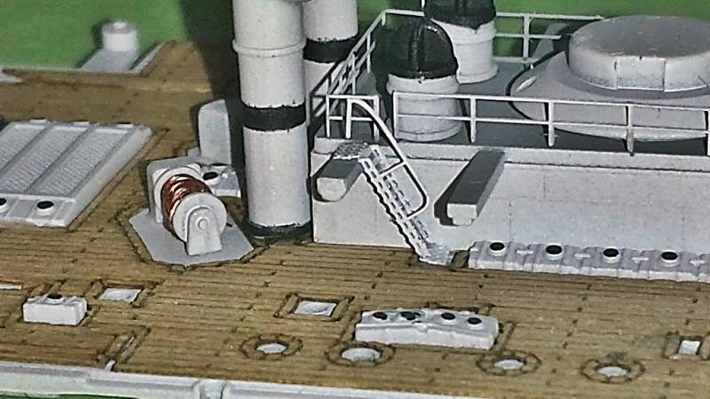 IJN Mikasa hasegawa 1/350 20131012_182827
