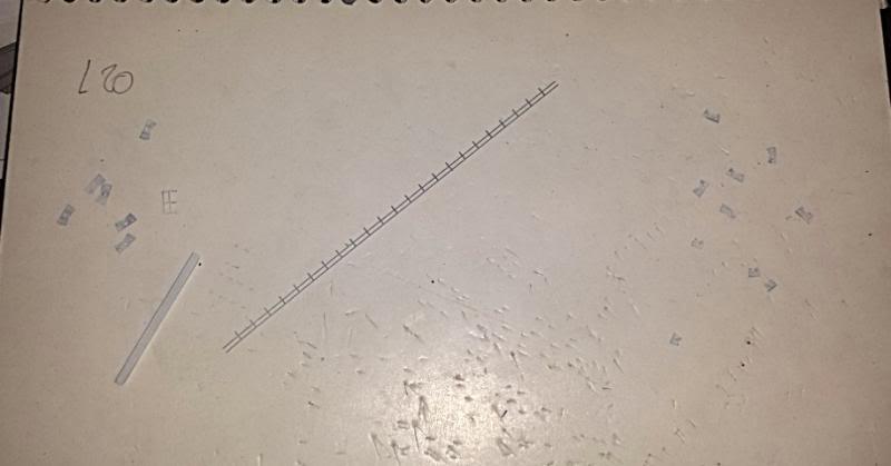 IJN Mikasa hasegawa 1/350 20131021_195047