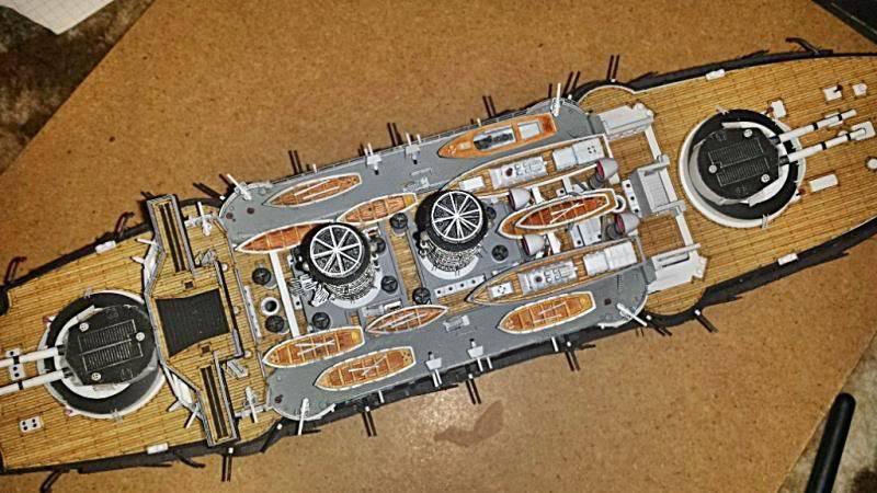IJN Mikasa hasegawa 1/350 20131023_014856