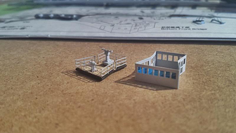 IJN Mikasa hasegawa 1/350 20131023_111834