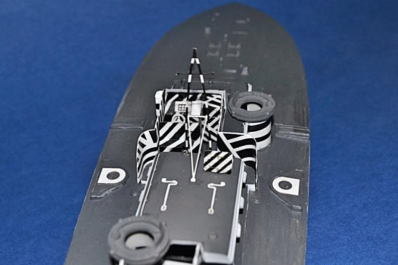 Torpedera PT-167 revell 1/72 con razzle dazzle DSC_0002-4