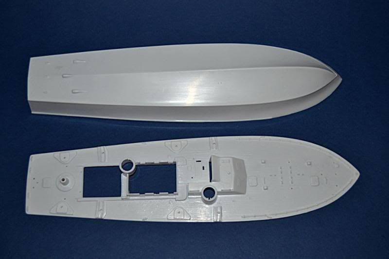 Torpedera PT-167 revell 1/72 con razzle dazzle DSC_0002
