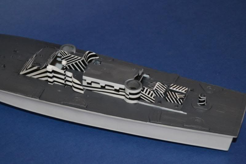 Torpedera PT-167 revell 1/72 con razzle dazzle DSC_0005-2