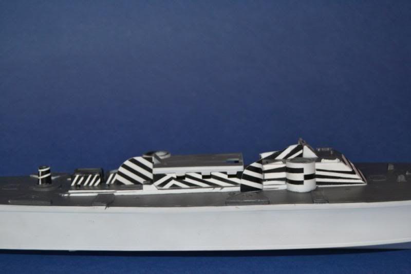 Torpedera PT-167 revell 1/72 con razzle dazzle DSC_0007-2