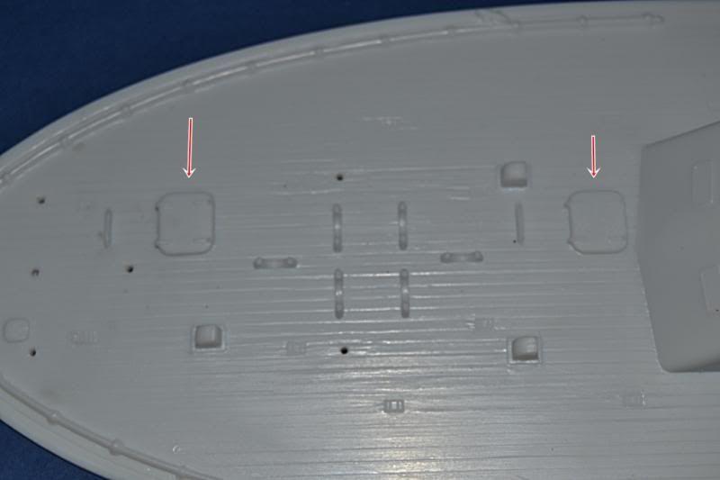 Torpedera PT-167 revell 1/72 con razzle dazzle DSC_0007