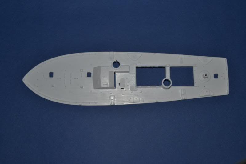 Torpedera PT-167 revell 1/72 con razzle dazzle DSC_0009
