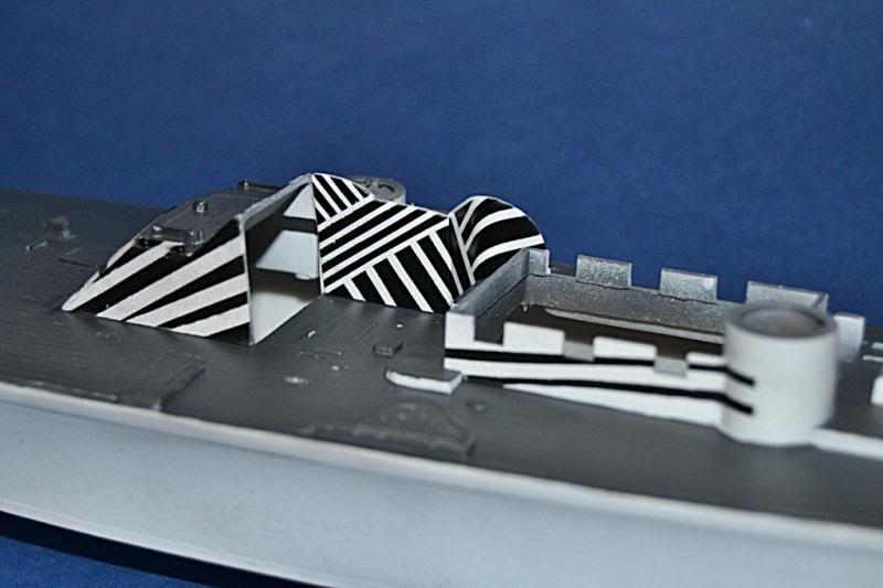 Torpedera PT-167 revell 1/72 con razzle dazzle DSC_0013