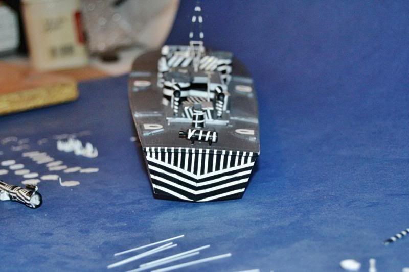 Torpedera PT-167 revell 1/72 con razzle dazzle DSC_0014-1