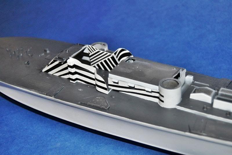 Torpedera PT-167 revell 1/72 con razzle dazzle DSC_0014