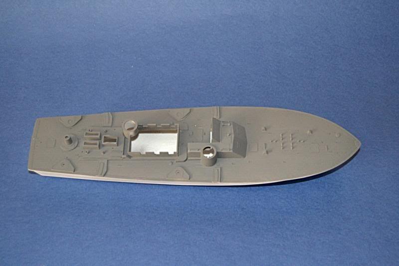 Torpedera PT-167 revell 1/72 con razzle dazzle DSC_0017