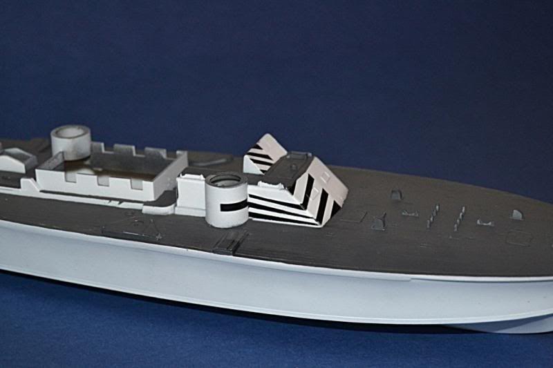 Torpedera PT-167 revell 1/72 con razzle dazzle DSC_0025