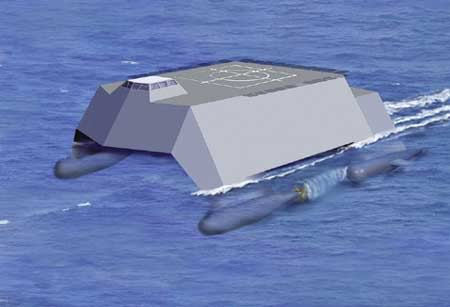 BUQUES DE GUERRA ELECTRICOS. Electric-warship