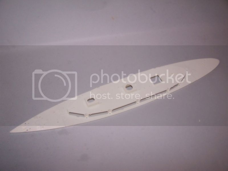 USS OLYMPIA   REVELL 1/232 100_9258