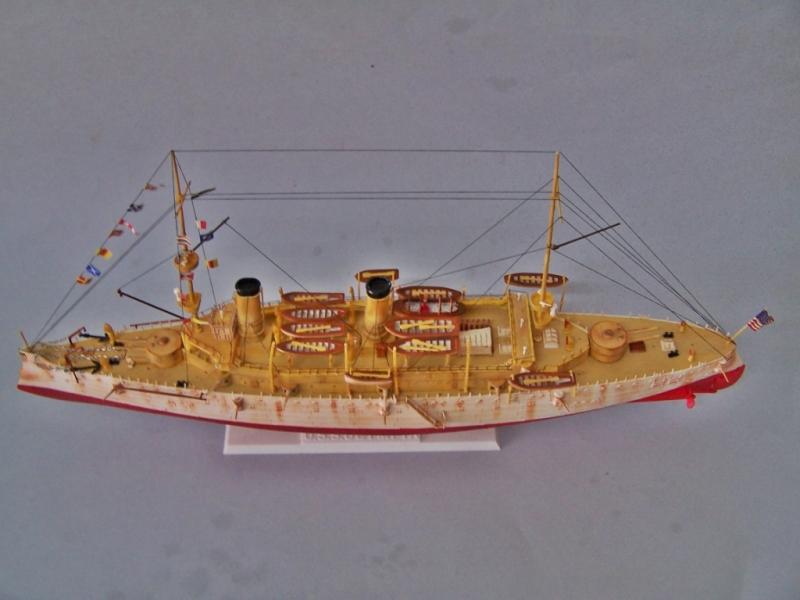 USS OLYMPIA   REVELL 1/232 100_9331