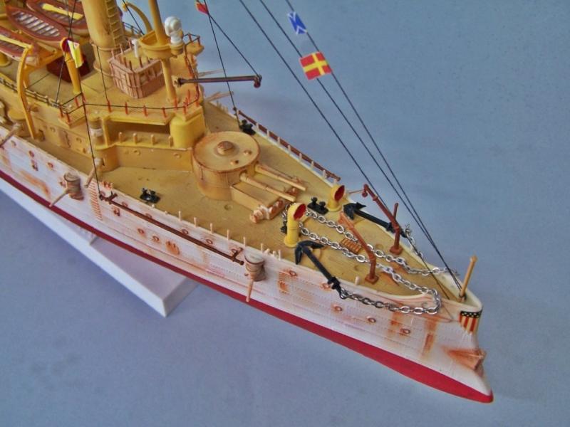 USS OLYMPIA   REVELL 1/232 100_9333